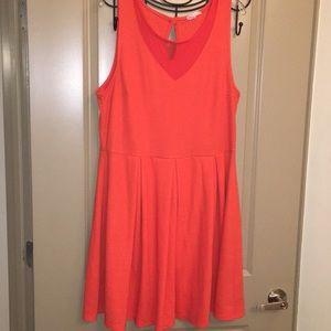 Dresses & Skirts - Orange dress